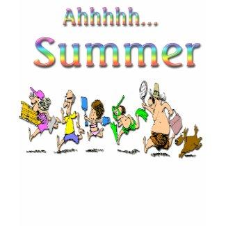 Ahhhh! Summer Shirt shirt