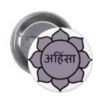 ahimsa (loto) .jpg pins
