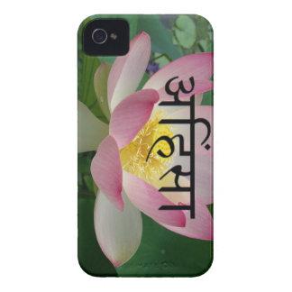 ahimsa vegan Case-Mate iPhone 4 case