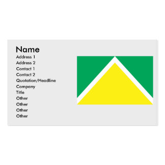 Ahja, Estonia Double-Sided Standard Business Cards (Pack Of 100)