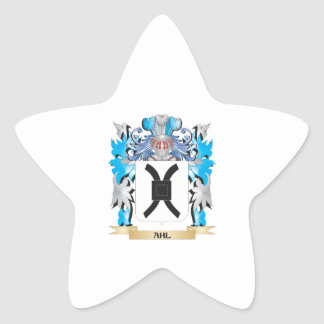 Ahl Coat Of Arms Stickers