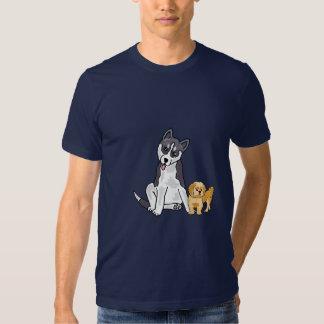 AHL- Husky and Lhasa Apso Shirt