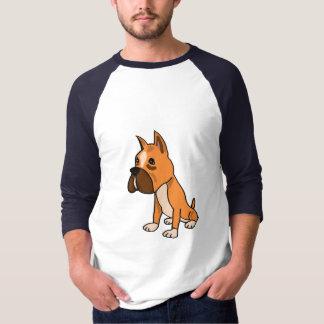 AHL- T-shirt Funny Boxer Dog
