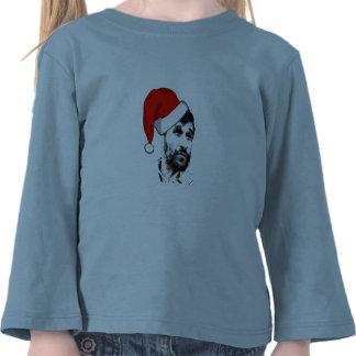 ahmadinejad - santa shirt