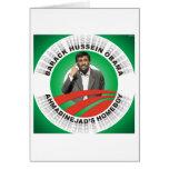 Ahmadinejads Homeboy Greeting Card
