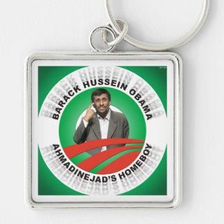 Ahmadinejads Homeboy Keychain