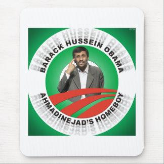 Ahmadinejads Homeboy Mouse Pad