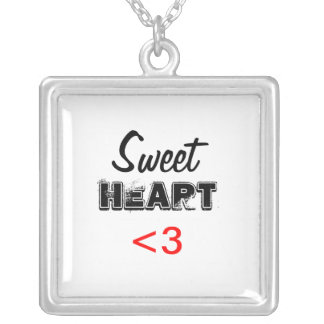 "AhMAZiNG ""Sweetheart"" necklace"