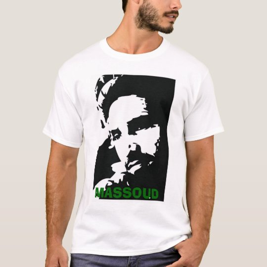 AHMED SHAH MASSOUD T-Shirt