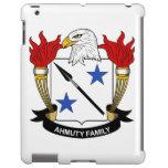 Ahmuty Family Crest