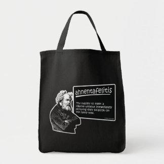Ahnentafeilitis Canvas Bags