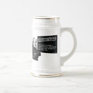 Ahnentafeilitis Beer Stein