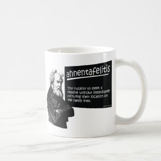 Ahnentafeilitis Coffee Mug