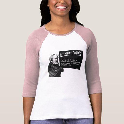 Ahnentafeilitis T Shirt