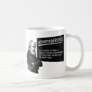 Ahnentafeilitis Taza De Café