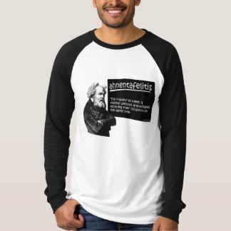 Ahnentafeilitis Tee Shirt