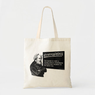 Ahnentafeilitis Tote Bag