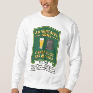 Ahnentafel arma la barra y la parrilla de la suéter