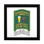 Ahnentafel Arms Genealogy Bar & Grill. Gift Box