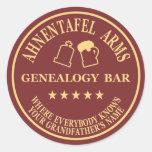 Ahnentafel Arms Sticker