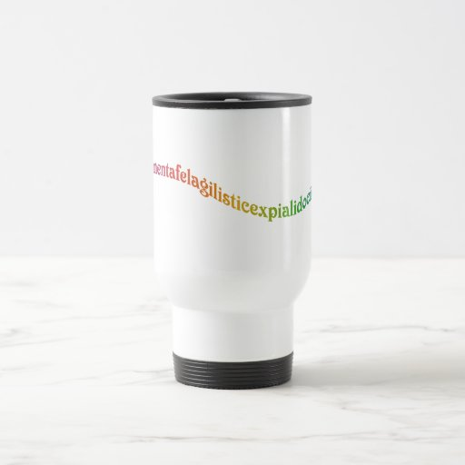 Ahnentafelagilisticexpialidocious Taza De Café