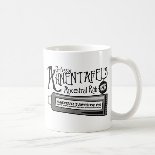Ahnentafel's Ancestral Rub Coffee Mug