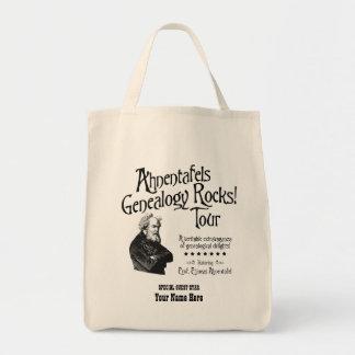 Ahnentafels Genealogy Rocks - Custom Canvas Bags