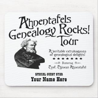 Ahnentafels Genealogy Rocks - Custom Mouse Pads