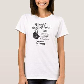 Ahnentafels Genealogy Rocks - Custom T-Shirt