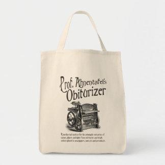 Ahnentafel's Obiturizer Canvas Bag