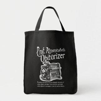 Ahnentafel's Obiturizer Tote Bags