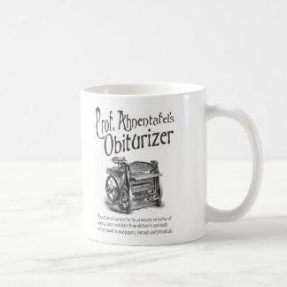 Ahnentafel's Obiturizer Coffee Mug