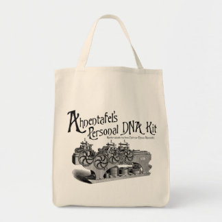Ahnentafel's Personal DNA Kit Tote Bags