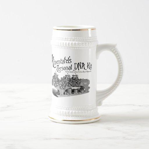 Ahnentafel's Personal DNA Kit Coffee Mug
