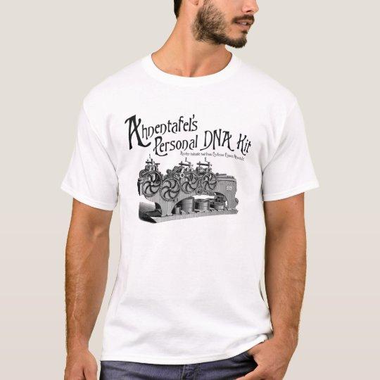 Ahnentafel's Personal DNA Kit T-Shirt