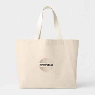 Ahoi Polloi - golf Jumbo Tote Bag