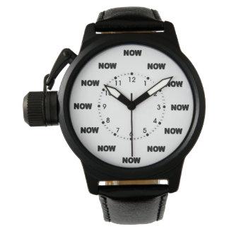 """""""AHORA"""" #1 extraordinario Relojes De Pulsera"""