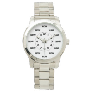 """""""AHORA"""" #7 hermoso Relojes De Pulsera"""