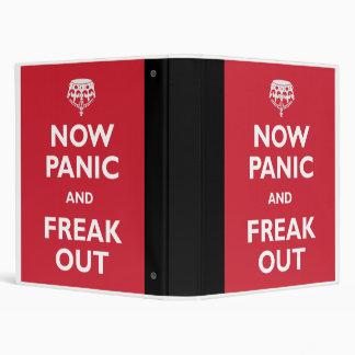 """Ahora el pánico y Freak hacia fuera Carpeta 1"""""""