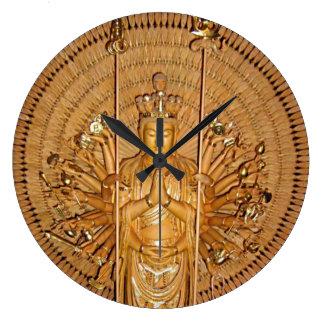 Ahora en punto III Reloj Redondo Grande