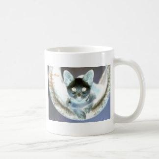 ¡Ahora, esto es un gato alient!!! Taza Clásica