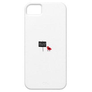 ahora haces nada solamente una vez yo iPhone 5 Case-Mate carcasa