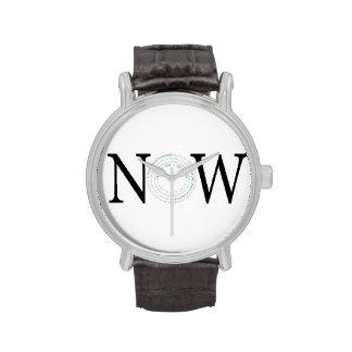 AHORA: La última vez está el presente Relojes