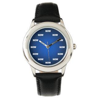 """""""AHORA"""" mire (el azul) Reloj"""