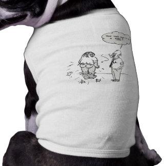 Ahora que es lo que llamo - las camisetas sin mang camisas de mascota