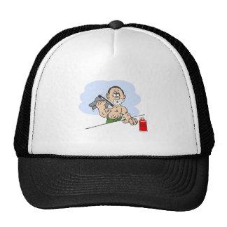 Ahora que es un fanático gorras de camionero