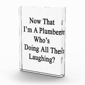 Ahora que soy un fontanero que está haciendo todo