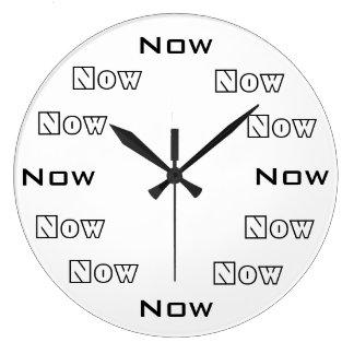Ahora Reloj De Pared