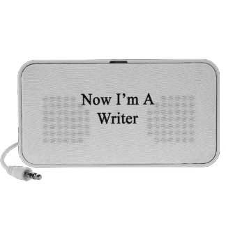 Ahora soy escritor sistema altavoz