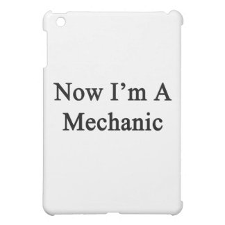 Ahora soy mecánico